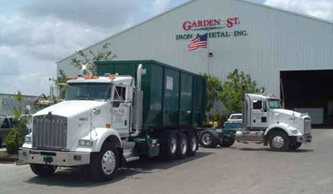 Garden Street Provides Roll Off Container Service To Commercial Customers  Without Container Rental Fees.