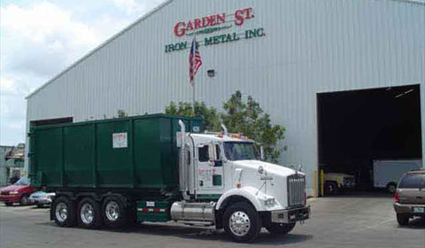 Elegant Garden Street Provides Roll Off Container Service To Commercial Customers  Without Container Rental Fees. Home Design Ideas